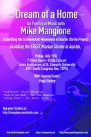 Mike Mangione Concert