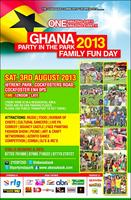 GHANA FAMILY FUN DAY 2014
