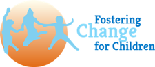 Fostering Change for Children logo