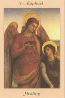 Archangel Raphael's Healers Heart & Hands Activation