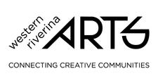 Western Riverina Arts logo