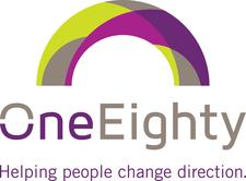 Friends and Neighbors of OneEighty - Supporting Victims of Domestic Violence logo