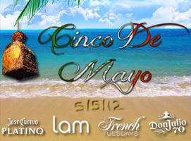 LAM Cinco de Mayo 2012 Celebration