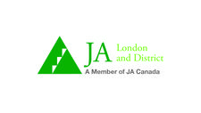 JA London and District logo