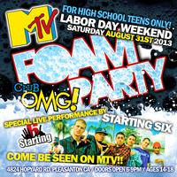 Club Omg Presents END OF SUMMER FOAM PARTY ! X-Press...