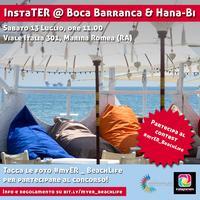 InstaTER @ Boca Barranca & Hana-Bi