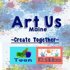 Art Us logo