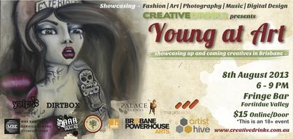 Creative Drinks presents 'Young at Art'