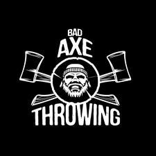 Bad Axe Throwing logo