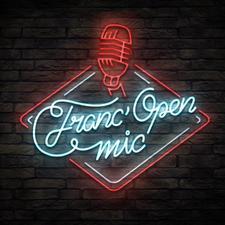 Franc'Open Mic logo