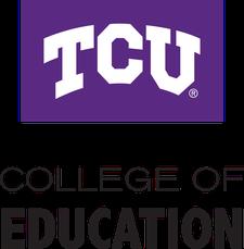 TCU College of Education logo