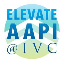 ELEVATE AAPI @ IVC logo