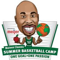 "Mateen Cleaves ""One Goal, One Passion"" Basketball Camp..."