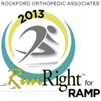 RunRight 5K, A Rockford Orthopedic Benefit for RAMP at...