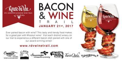 Bacon & Wine Trail 2017