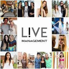 L!VE Management logo