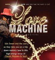 Love Machine Dinner Barn Theater