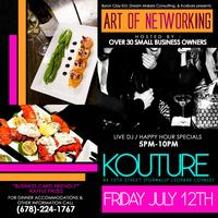 Networking Mixer @ Kouture Bistro and Lounge
