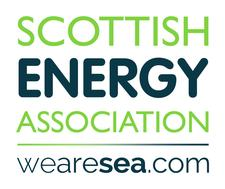 SCOTTISH ENERGY ASSOCIATION®  logo
