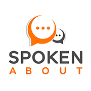 Spoken About logo