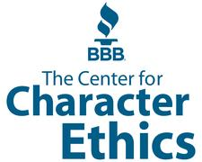 Center for Character Ethics logo