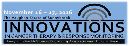 Innovations in Cancer Therapy & Response Monitoring