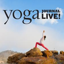 Yoga Journal LIVE! logo