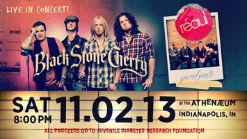 Rock-It To A Cure Presents Black Stone Cherry!