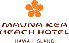 The Mauna Kea Beach Hotel, with HawaiiOnTV.com & Jazz Alley TV logo