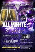 4th Annual All White Affair - MasQuerade Soul Session