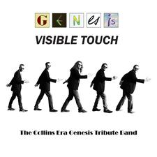 Genesis Visible Touch logo