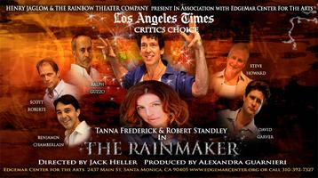 THE RAINMAKER a new romantic comedy  show in Santa...