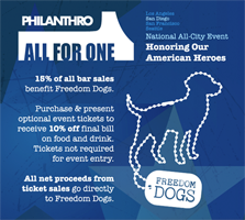 Philanthro San Diego Presents: ALL FOR ONE - A Social...