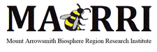 Mount Arrowsmith Biosphere Region Research Institute (MABRRI) logo