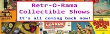RETR-O-RAMA COLLECTIBLES logo