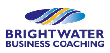Brightwater Business Coaching logo