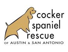 Cocker Spaniel Rescue of Austin/San Antonio logo