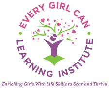 The Every Girl Can Learning Institute, Inc. logo