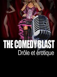 The Comedy Blast - Drôle et érotique logo