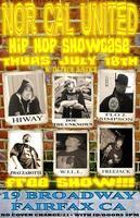 Nor Cal United Hip-hop Showcase
