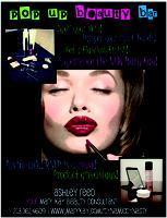 Pop Up Beauty Bar - Tuesday Night Live!