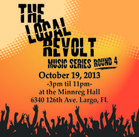 The Local Revolt Music Series - Round 4