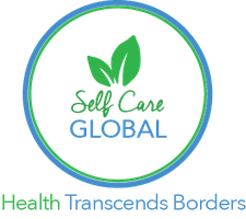 Sue Pelechaty of SelfCare Global logo