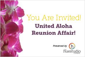 The First Annual United Aloha Reunion Affair