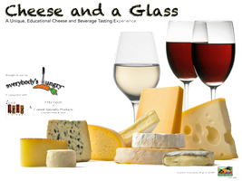 Cheese and a Glass - Wine Edition