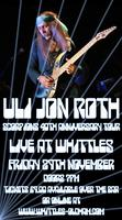 ULI JON ROTH - Scorpions 40th Anniversary Tour