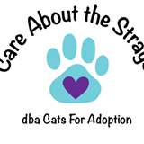 Care About The Strays dba Cats For Adoption  logo