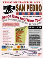 San Pedro Dance Dine & Wine Tour  SoCal