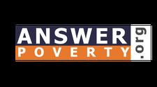 Answer Poverty logo