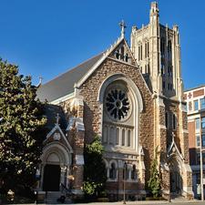 Christ Church Cathedral, Nashville, TN logo